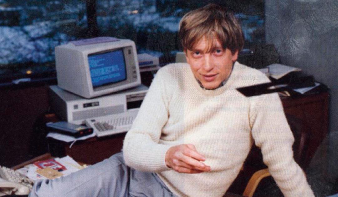 Los consejos de Bill Gates a su versión de 19 años