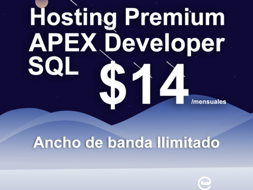 Hosting Premium Apex Developer SQL $14