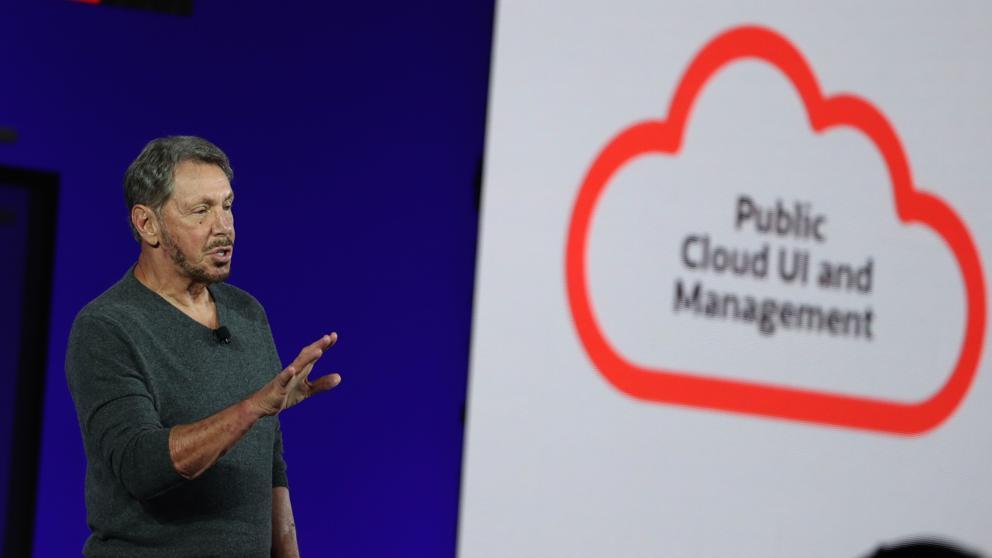 La guerra por el 'cloud' y los datos: Oracle y Amazon, enemigos para siempre